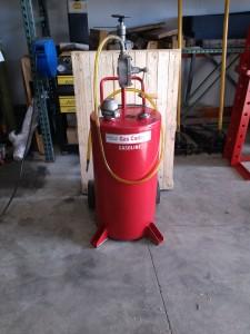 Used Gas Caddy